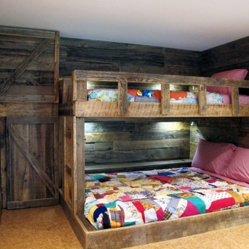 Custom bunk beds - Upstage Interior Design