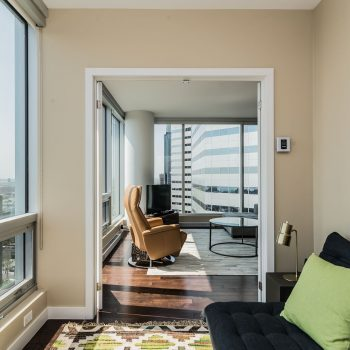 Montreal condo interior decor